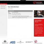 Asialink Literacy Ambassador Profiles