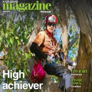 High Achiever – Tree Climber Branches Out
