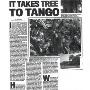 It Takes Tree To Tango Americans Unusual Discovery of India