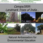 Landmark Trees are the Natural Ambassadors for Environmental Education