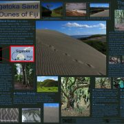 Sigatoka Sand Dunes of Fiji