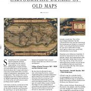 A MapMaker's Toolkit – Cartographic Details