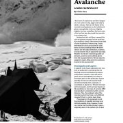 Avalanche – A Basic Survival Kit