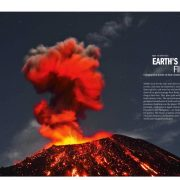 Earth's Fire Asian Stratovolcanoes