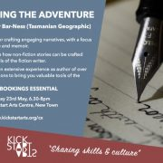 Sharing the Adventure (Seminar)